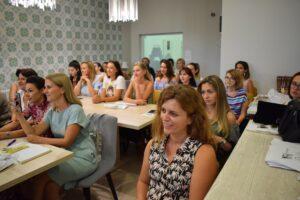 """Conferinta """"Usi deschise femeilor – Oportunitati si Provocari in Cariera"""", 30 august 2019, Oradea, Kokolosh Plaza"""